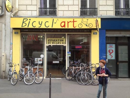 226 rue La fayette