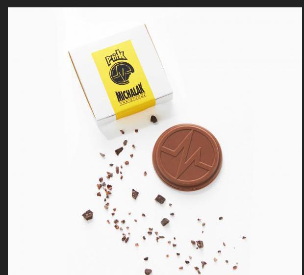 le Ptit'K chocolat de Michalak